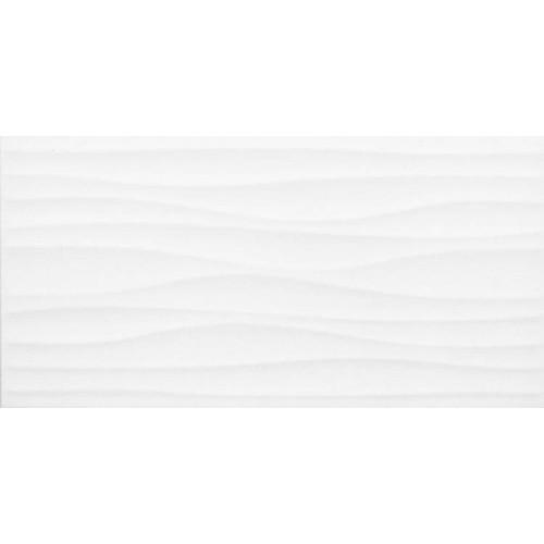 Keramika Kanjiza Habitat Ice Onda 3D 25x50 csempe