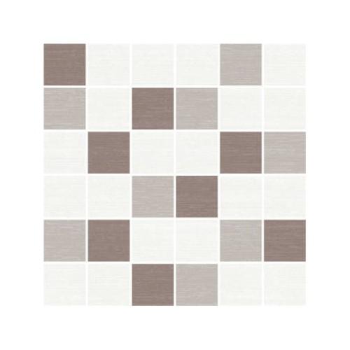 Keramika Kanjiza Habitat Graphite 25x25 mozaik