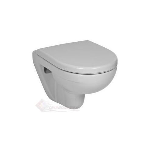 Jika Lyra Plus fali WC mély öblítés rövidített (49cm)
