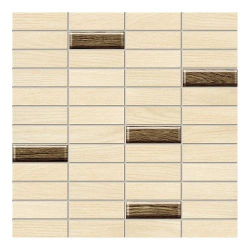 Arte Ceramika Moringa Beige Glass 29,8x29,8 mozaik