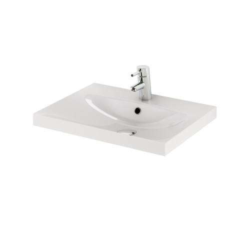 Cersanit Amao 60 pultra szerelhető mosdó