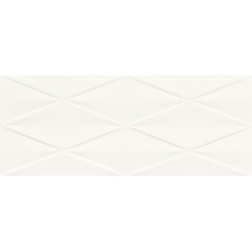 Tubadzin Abisso White Str. 29,8x74,8 fali csempe