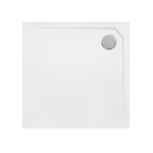 Besco Acro UltraSlim 90 szögletes zuhanytálca 90x90x2