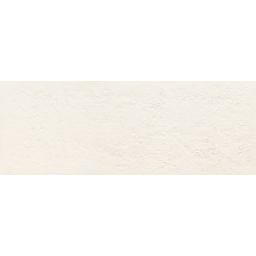 Tubadzin Interval White STR 32,8x89,8 fali csempe