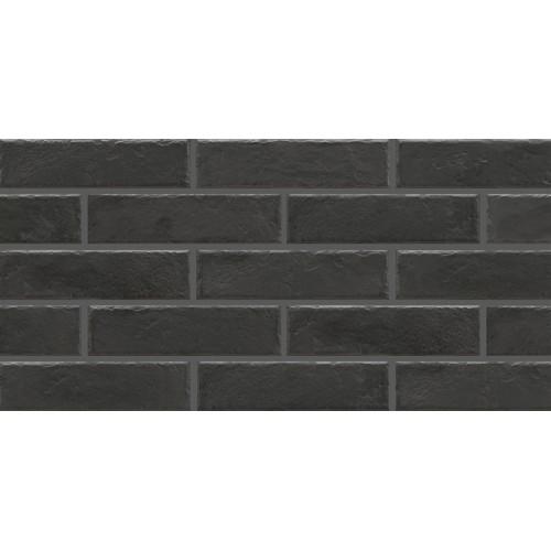 Cerrad Foggia Nero 6,5x24,5 fali burkolat