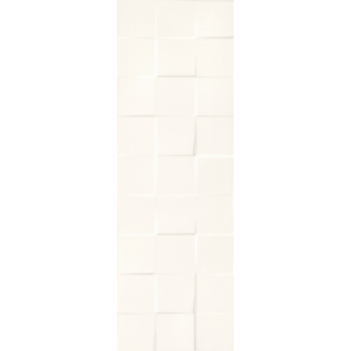 Paradyz Ceramika Daikiri Crema Kostki STR 25x75 csempe