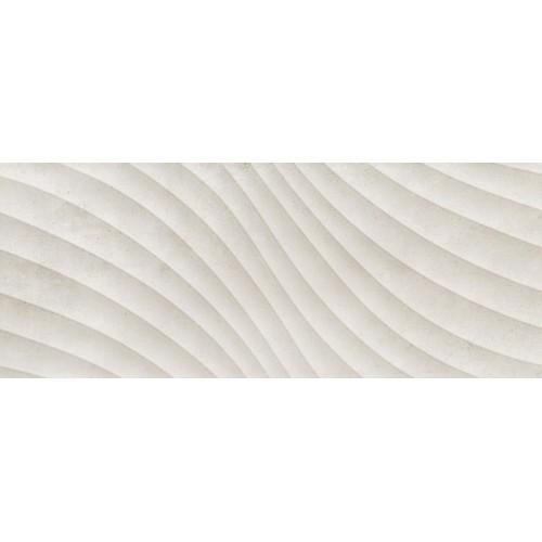 Tubadzin Solei Grey STR 29,8x74,8 fali csempe