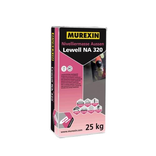 Murexin Lewell NA 320 Kültéri aljzatkiegyenlítő 25 kg