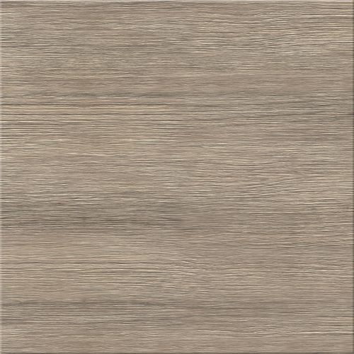 Cersanit PP500 Wood Brown Satin 33,3x33,3 padlólap