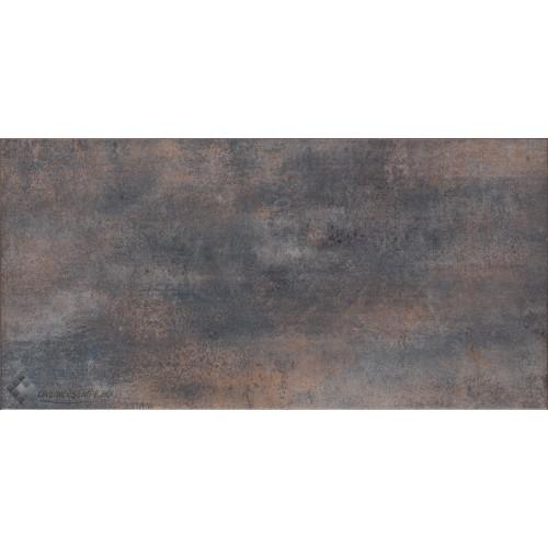 Cersanit Steel Nero 29,7x59,8 padlólap
