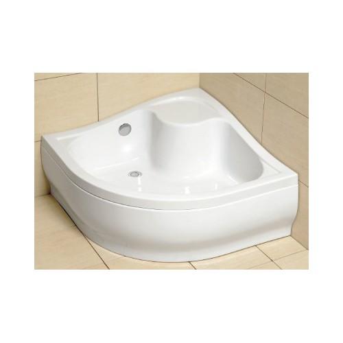 Radaway Korfu A zuhanytálca