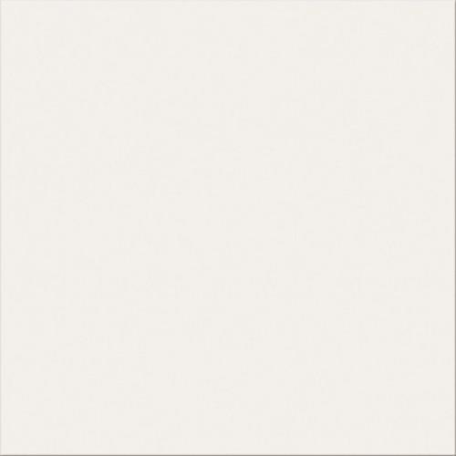 Opoczno White Satin 33,3x33,3 padlólap