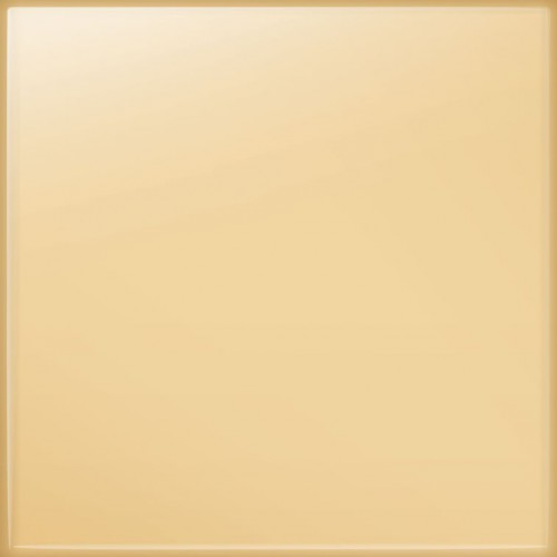 Tubadzin Pastel Waniliowy 20x20 fényes fali csempe