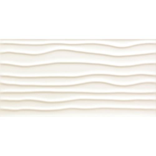 Tubadzyn All In White – White 4 STR. 29,8x59,8 fali csempe