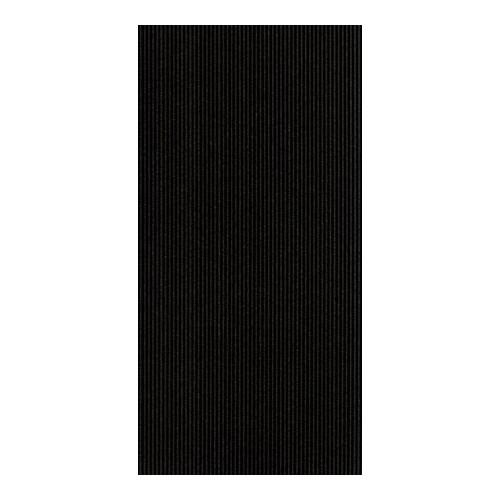 Arté Floris Czarna (Black) 29,8x59,8 fali csempe