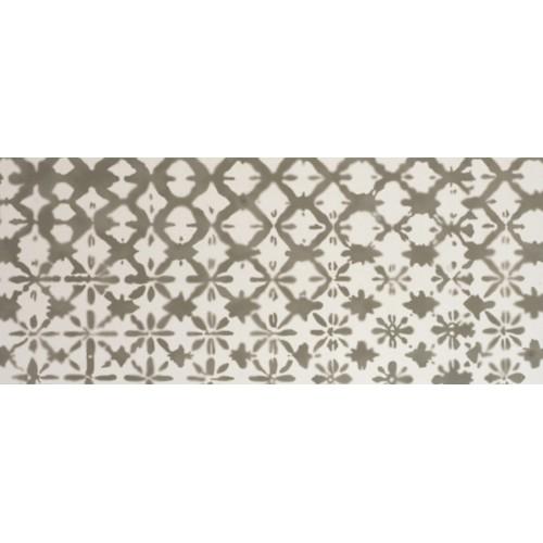 Idea Ceramica Pura Dec. Seta 25x60 fali csempe