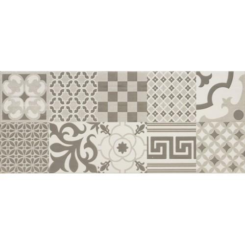 Idea Ceramica Pura Ins. Deco Sabbia 25x60 dekor csempe