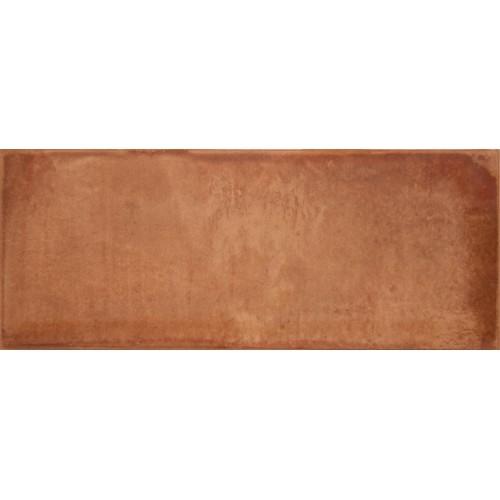 Cifre Ceramica Montblanc Brown 20x50 fali csempe