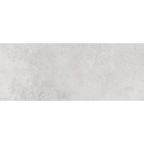 Cifre Ceramica Cement White 20x50 fali csempe