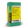 Weber.niv rapid gyorskötő, önterülő aljzatkiegyenlítő 25 kg