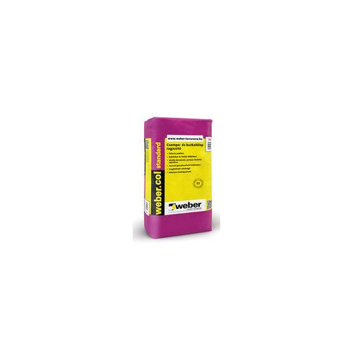 Weber.col standard (C1) csempe- és burkolólap ragasztó 25 kg
