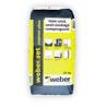 Weber.col marmo plus (C2TES1) csempe- és burkolólap ragasztó 25 kg