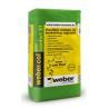 Weber.col Pro comfort S1 (C2TES1) csempe- és burkolólap ragasztó 25 kg
