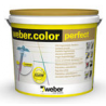 Weber.color perfect fugázó Marble (szürke) 5 kg
