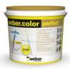 Weber.color perfect fugázó Carbon 5 kg
