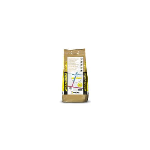 Weber.color comfort fugázó Milk (fehér) 2 kg
