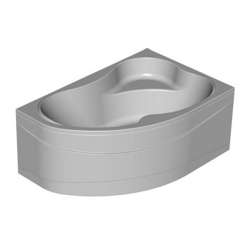 Kolpa-San Lulu 170x110 aszimmetrikus akril kád balos