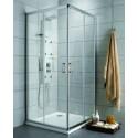 80x80 szögletes zuhanykabin
