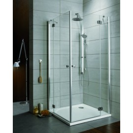 100x100 szögletes zuhanykabin