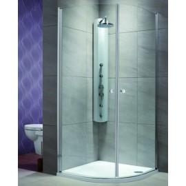 100x100 íves zuhanykabin