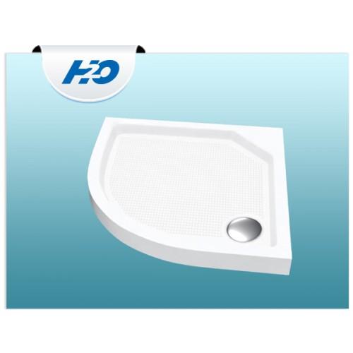 H2O Zénó íves zuhanytálca