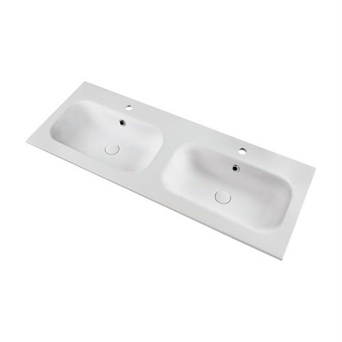 Marmy Aspen 120x46 dupla mosdó