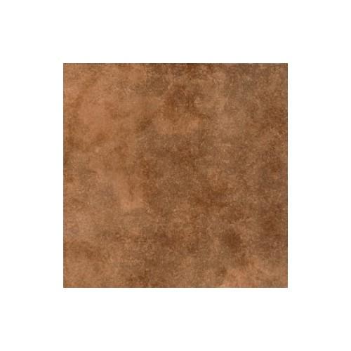 Kwadro Ceramika Rufus Brown 40x40 padlólap