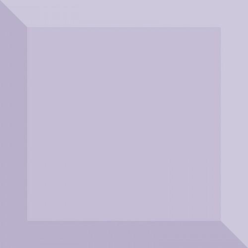 Paradyz Ceramika Tamoe Kafel Lila 9,8x9,8 csempe