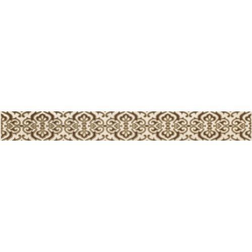 Paradyz Ceramika Coraline Brown Board Classic 7x60 dekor