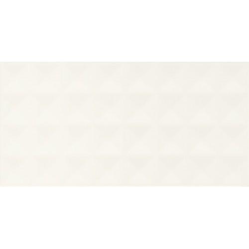 Paradyz Ceramika Modul Bianco Structure A 30x60 csempe
