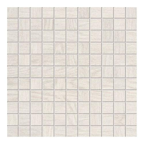 Domino Ceramika Inverno White 30x30 mozaik