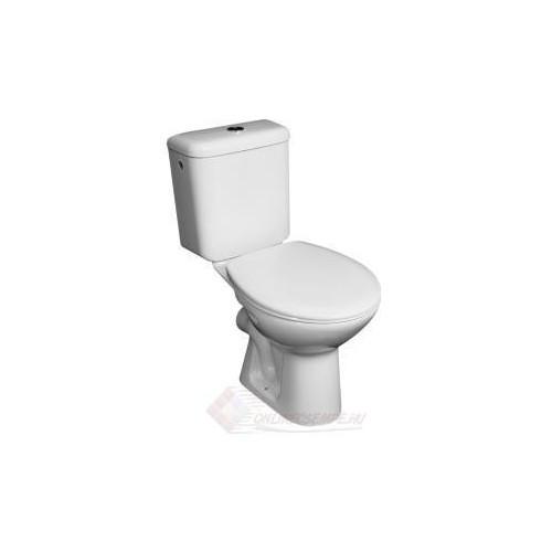 Jika Zeta monoblokk WC, mély öblítés, hátsó kifolyás
