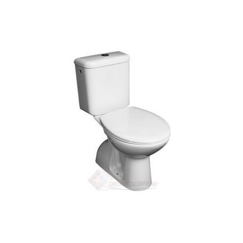 Jika Zeta monoblokk WC, mély öblítés, alsó kifolyás