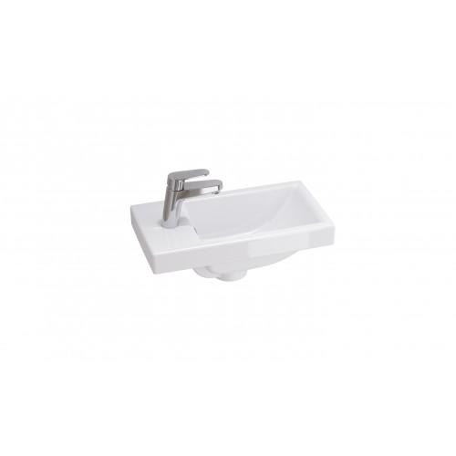 Cersanit Como 40 pultra szerelhető mosdó