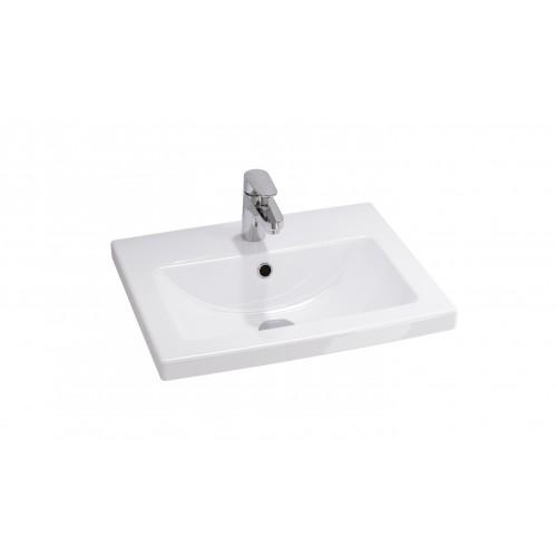 Cersanit Como 50 pultra szerelhető mosdó