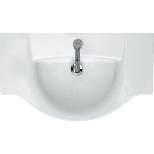 Cersanit Libra 80 pultra szerelhető mosdó