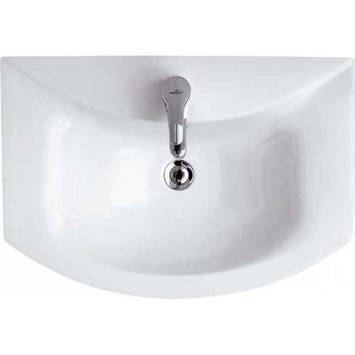 Cersanit Omega 65 pultra szerelhető mosdó