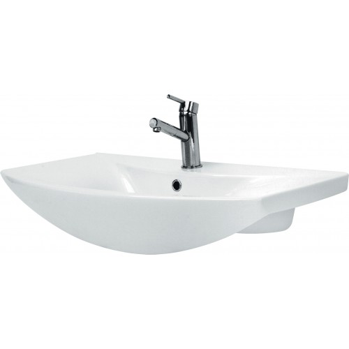 Cersanit Omega 80 pultra szerelhető mosdó