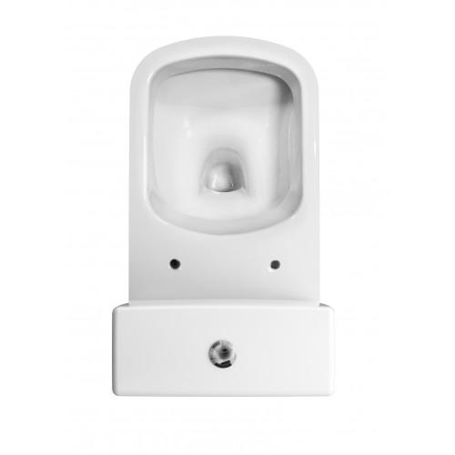 Cersanit Colour WC mély öblítés, hátsó kifolyás, hátsó bekötés