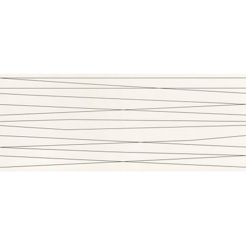 Tubadzin Abisso White 2 29,8x74,8 dekor csempe